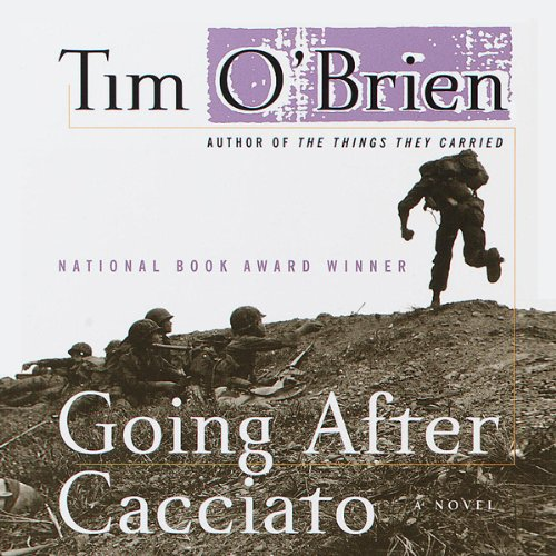 going after cacciato essay View this term paper on going after cacciato this novel centers around just one imaginary day in the life of paul berlin a soldier in vietnam on a bizarre mission.