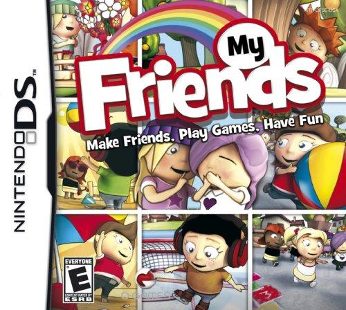 My Friends - Nintendo DS - 1