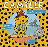 echange, troc Jacques Duquennoy - Camille écoute la baleine (1CD audio)