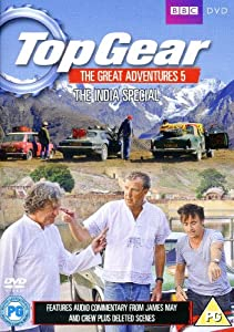 Top Gear - The Great Adventures Vol.5 - The India Special