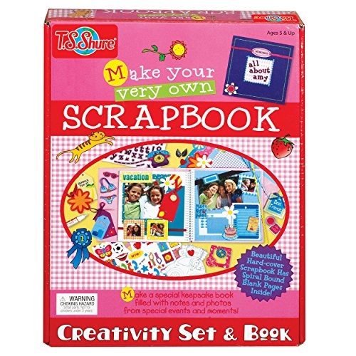 T.S. Shure Make Your Very Own Scrapbook - 1