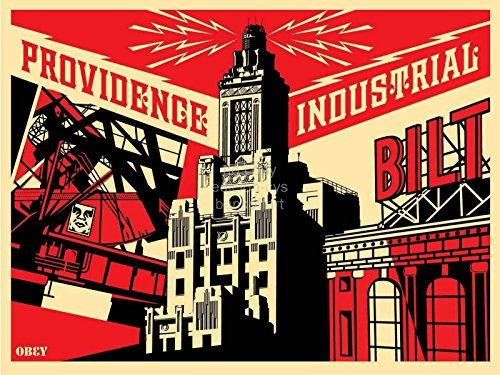shepard-fairey-industrial-size-28x38cmtprees-31x23cmt-ed300-moder-lithografic-watermark-arches