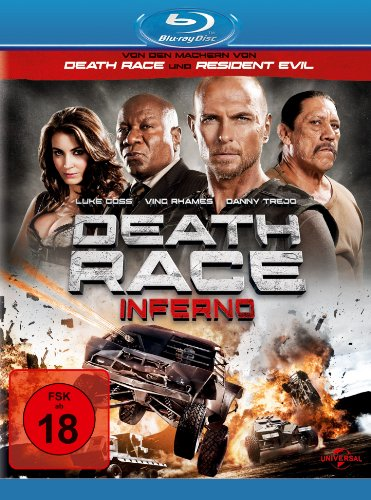 Death Race - Inferno [Blu-ray]