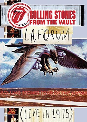 ストーンズ〜L.A. フォーラム〜ライヴ・イン 1975【初回限定盤DVD+2CD/日本語字幕付】