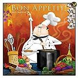 2015 Bon Appétit! Wall Calendar