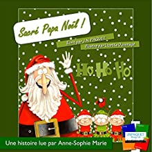 Sacré Papa Noël! [Sacred Father Christmas!] | Livre audio Auteur(s) : J.N. Paquet Narrateur(s) : Anne-Sophie Marie