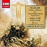 マーラー:交響曲第2番「復活」