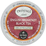 Twinings English Breakfast Decaffeina...