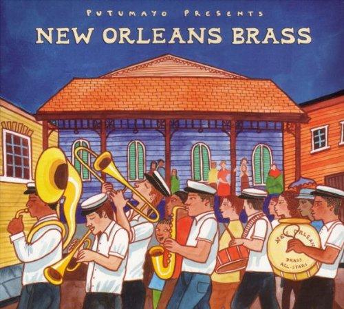 Putumayo Presents - New Orleans Brass (2007)[flac]