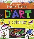 Mon livre d'art à colorier