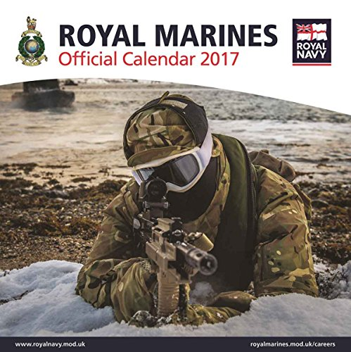 royal-marines-official-2017-uk-square-wall-calendar-brand-new-factory-sealed