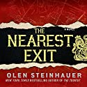 The Nearest Exit Audiobook by Olen Steinhauer Narrated by David Pittu