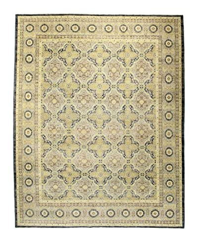 Bashian Rugs One-of-a-Kind Hand Knotted Mansehra Rug, Grey, 8' x 10' 1