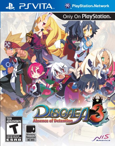Disgaea 3 Vita