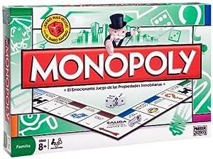 Monopoly Edición Madrid - Juegos en familia (Hasbro 00009105)