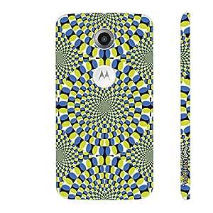 Motorola Moto X2 2nd Gen Drives you Crazy designer mobile hard shell case by Enthopia