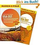 MARCO POLO Reisef�hrer USA Ost: Reise...