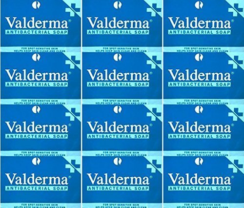 Valderma Soap Bar 100g x 12 Packs by Valderma