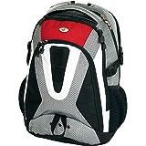 Swiss Gear Bern Midsized Hiking Pack (Grey/Black/Red/White)
