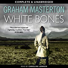 White Bones: Kate Maguire Book 1 (Unabridged) (       UNABRIDGED) by Graham Masterton Narrated by Caroline Lennon