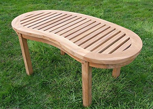 Teak sofa tisch holztisch beistelltisch gartentisch for Holztisch beistelltisch