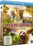Image de Unsere Erde 3d - Faszination An Land [Blu-ray] [Import allemand]