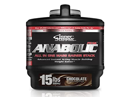 Inner Armour Anabolic Peak Loaded Mass Gainer 6,80 kg (Schokolade)