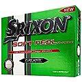 Srixon Soft Feel 9 Pure White Golf Balls 12-Ball Pack by Srixon