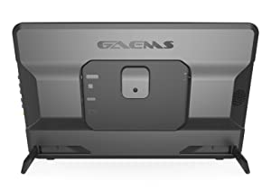 GAEMS M155 15.5 HD LED Performance Portable Gaming Monitor for PS4, XBOX ONE, and other Consoles (console not included) (Color: black)