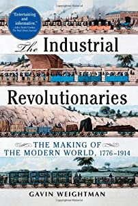 "Cover of ""Industrial Revolutionaries: The..."