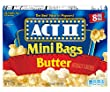 Act II Popcorn Butter, 8-Count 1.6 oz., Mini-Bags (Pack of 6)
