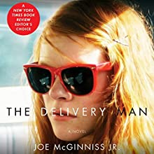 The Delivery Man: A Novel (       UNABRIDGED) by Joe McGinniss, Jr. Narrated by Noah Michael Levine