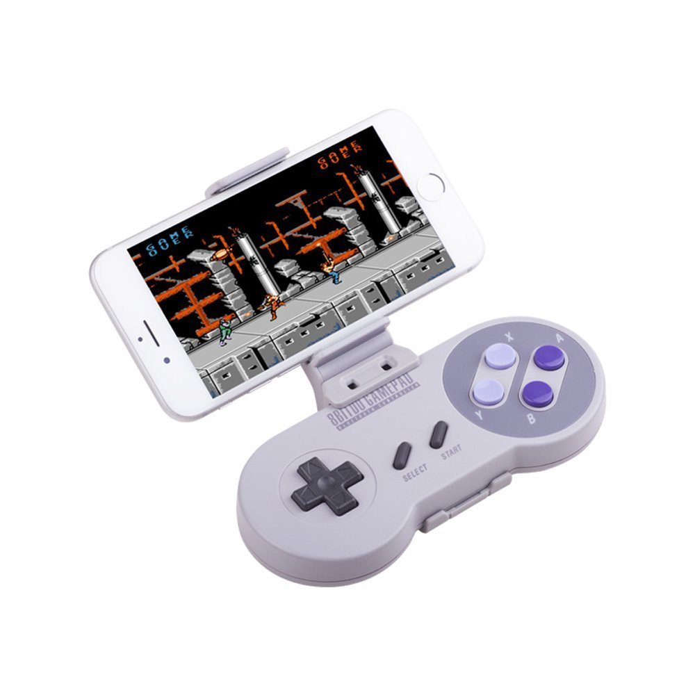 Camera Control Android Phone best bluetooth game controller for android and ios smartphones 8bitdo snes30 wireless controller