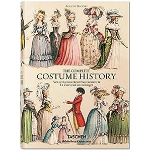 Racinet. Vollständige Kostümgeschichte