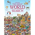 Great World Search (Usborne Great Searches)