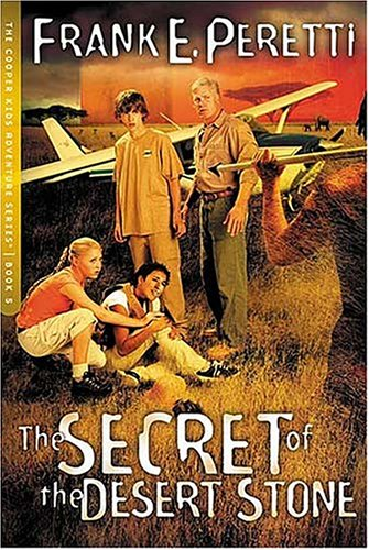 Secret Of The Desert Stone, FRANK E. PERETTI