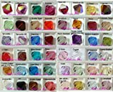 617GYRHG5KL. SL160  Wholesale lot 500 Bicone 4mm Swarovski #5328 Crystal Beads 25colors