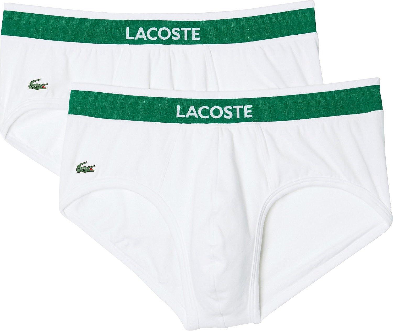 Lacoste Slip 2er-Pack Single-Jersey günstig online kaufen