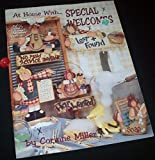 img - for At Home With...SPECIAL WELCOMES book / textbook / text book