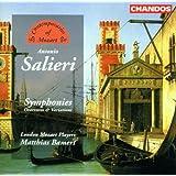 Salieri: Symphonies & Overtures