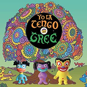 Presspop Yo La Tengo: Tree Vinyl Figure and DVD Set