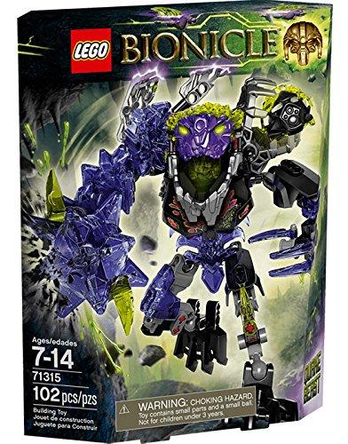 Lego 71315 - Set Costruzioni Bionicle Bestia Tellurica