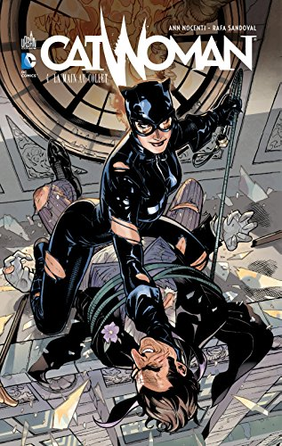 Catwoman Tome 4