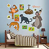 Fathead Disney The Jungle Book Collection Vinyl Decals