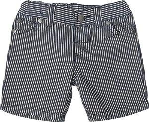 SOSOOKI Baby Boy's Denim Short Stripe Size 0 6-12 Months