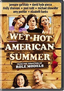 "Cover of ""Wet Hot American Summer"""