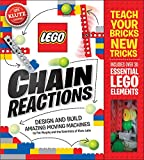 LEGO Chain Reactions: Design and build amazing moving machines (Klutz S)