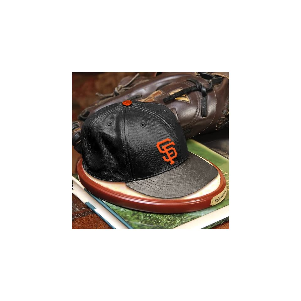 Pack of 2 Officially Licensed MLB Baseball San Francisco Giants Authentic Team Cap Replica Giants