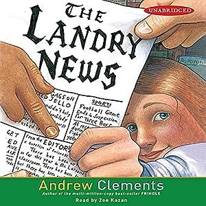 The Landry News Audiobook