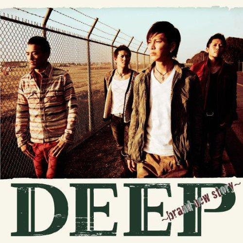 DEEP ~brand new story~(DVD付)をAmazonでチェック!